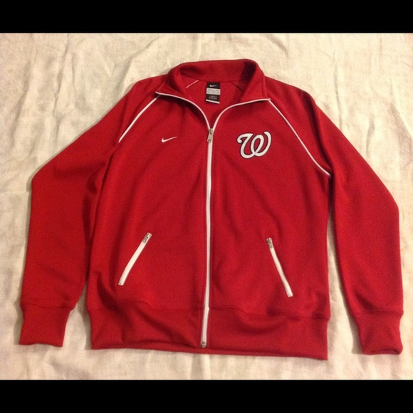 Nike MLB Other - B2G1 Washington Nationals Nike Jacket